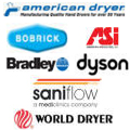 Hand Dryers by Manufacturer