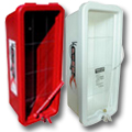 Plastic Fire Extinguisher Cabinets
