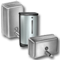 Stainless Steel Soap Dispensers
