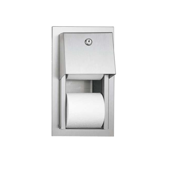 ASI 0031 Recessed Toilet Tissue Dispenser
