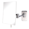 Jerdon JRT695N Rectangular Wall Mounted Mirror