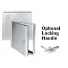 XT - Insulated Exterior Access Door For Weather Resistant Applications