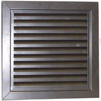 Door Louvers/Grills-Two Piece Unit