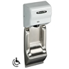 American Dryer ADA-WG Compliant Seamless Stainless Steel Wall Guard
