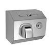 DR Series Push Button Stainless Steel Hand Dryers