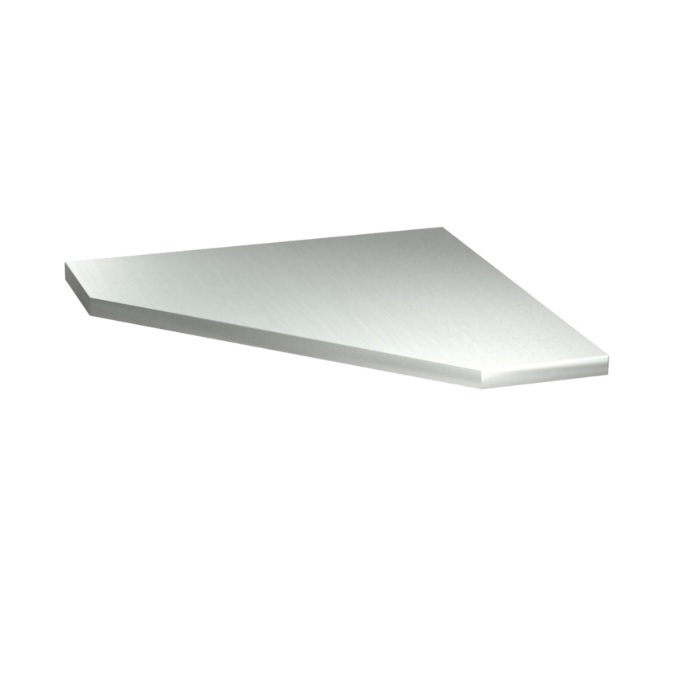 ASI 0010 Stainless Shower Seat