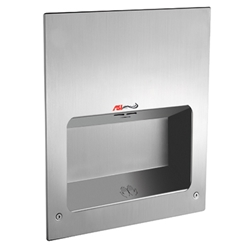 ASI 0134 Turbo-Tuff™ Recessed Mounted Hand Dryer
