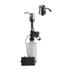 Automatic Deck Mounted Soap Dispenser - Stainless Steel