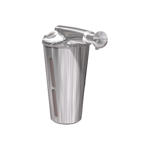 Asi Soap Dispenser ~ Asi stainless steel surface mounted liquid soap