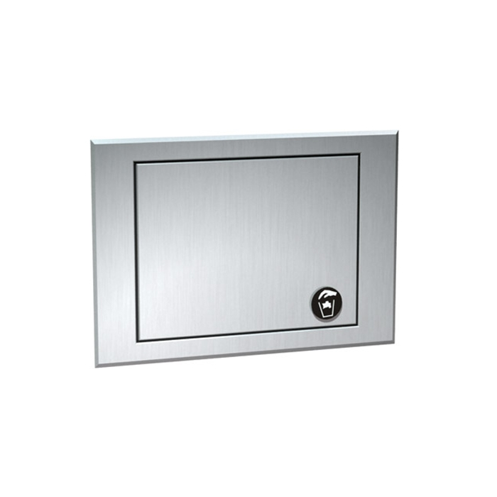 Bathroom medicine cabinets with mirrors - American Specialties 1003 Counter Top Mounted Waste