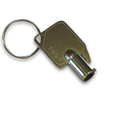 Key for ASI 0362 or 0363 Soap Dispenser