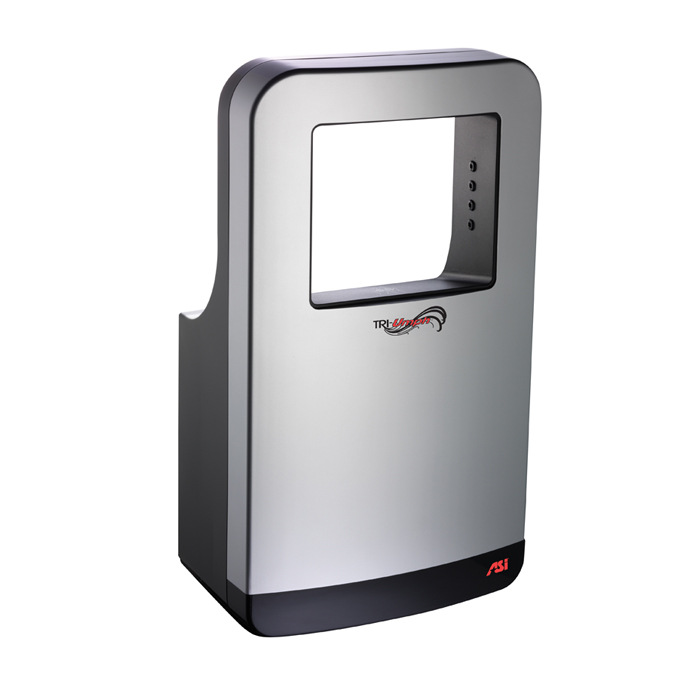 Asi Roval 20200 Tri Umph Infrared Hand Dryer Asi 20200