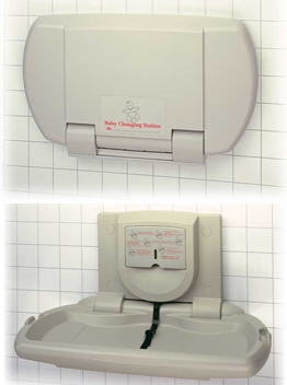 Asi 9012 Baby Changing Station
