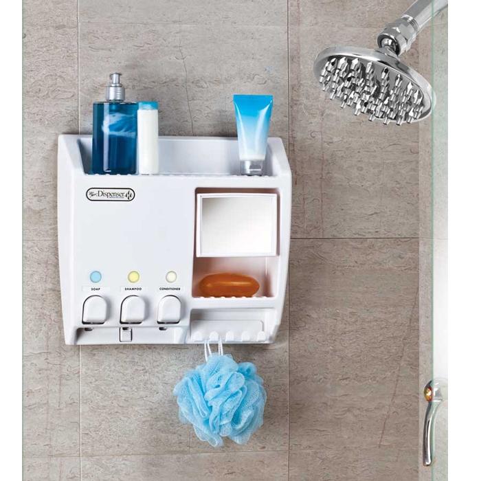 Better Living Products Ulti Mate Dispenser White 73350