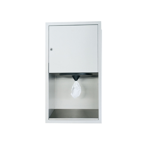 Bradley 2479 Center Pull Paper Towel Dispenser