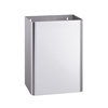 Bradley 355 Waste Receptacle Surface Mounted