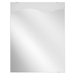 "Frequency Frameless Mirror - 30"" x 36"" (B)"