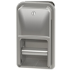 Bradley Diplomat 5A00 Toilet Tissue Dispenser - Recessed