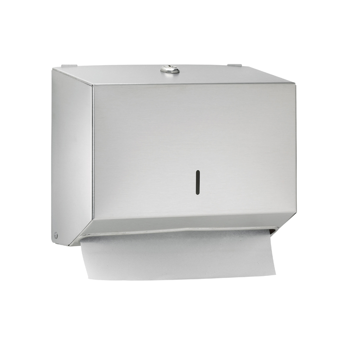 Paper Towel Dispenser Model 252 Surface Mounted C Fold