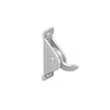 Security-Clothes Hook - Model SA37 - Front Mounted