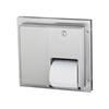 Model 5422 - Partition Mounted - Serves Two Compartments