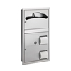 Combination Unit - Model 5912 - Recessed