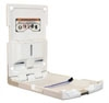 SafetyCraft Baby Changing Station Vertical Model 100-EVSC baby changing station, saftey craft