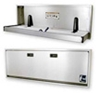 Brocar by Foundations 100-SSE-R Recessed Adult Changing Station