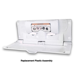 Replacement Plastic Assembly