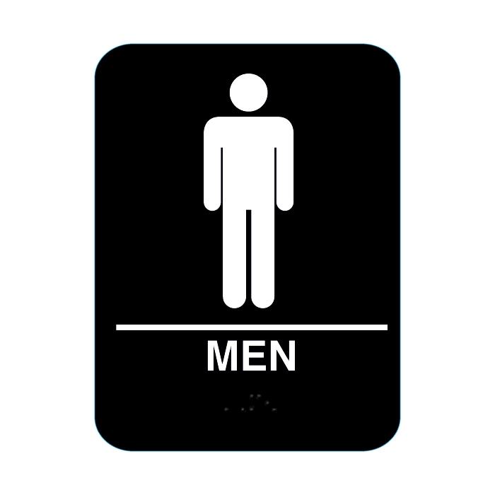 men bathroom sign. Men Bathroom Sign D