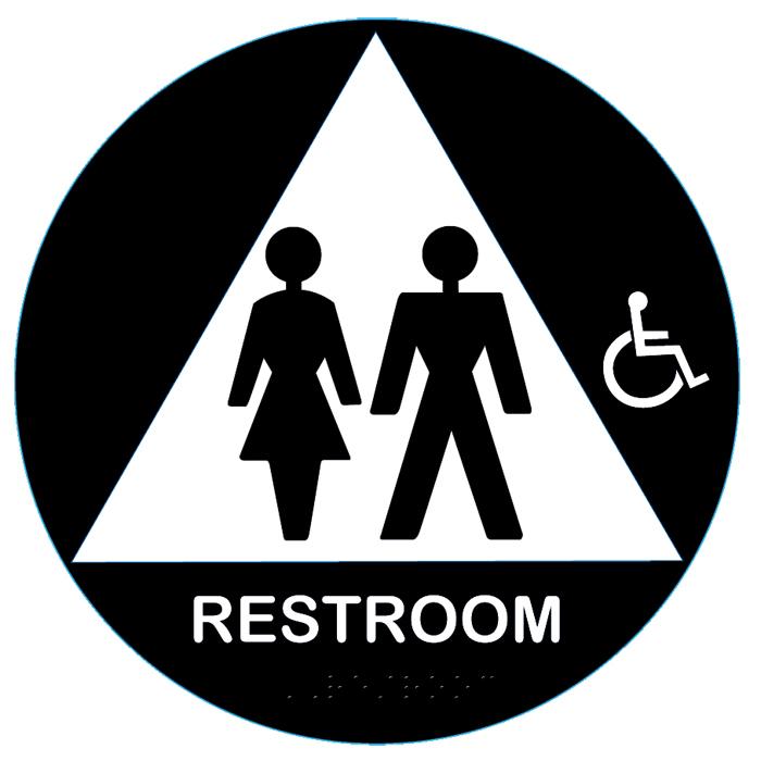 California Approved Raised Handicap Unisex Title 24 Ada