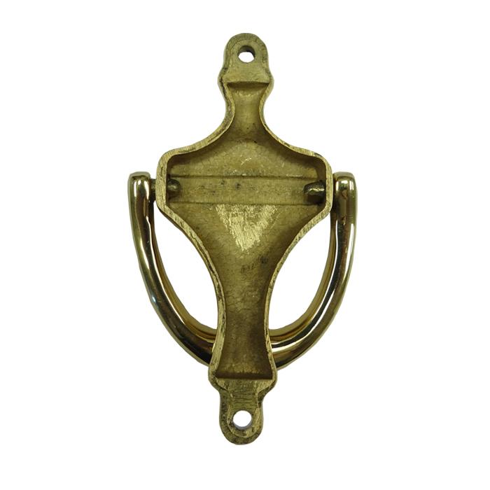 4 Solid Brass Door Knocker Cr Ssbdk234 Us3