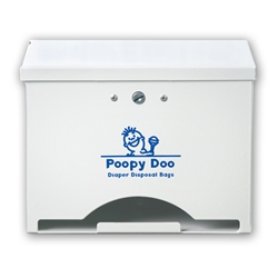 Poopy Doo® Diaper Disposal Bag Dispenser