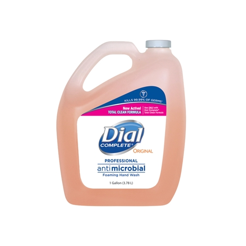 Dial Anbtimicrobial Foaming Hand Soap