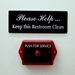 Bathroom Call Button