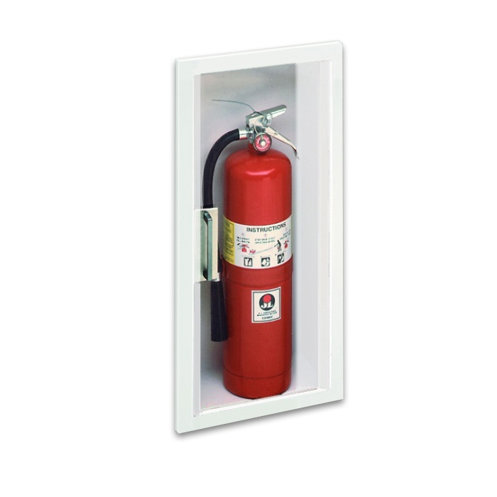 Jl Panorama 1015c70 Recessed 10 Lbs Fire Extinguisher