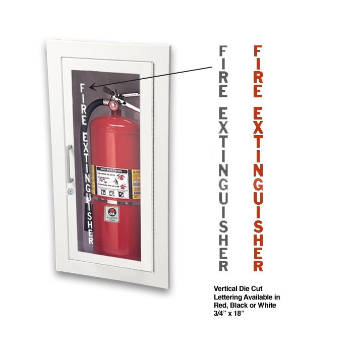 Fire Extinguisher Cabinet Parts