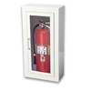 JL Ambassador 1013F10 Surface Mounted 10 lbs. Fire Extinguisher Cabinet