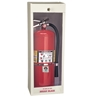 JL Classic Series 9263Z30 Surface Mounted 10 lbs. Fire Extinguisher Cabinet