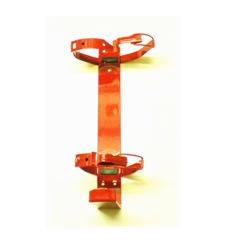 JL MB846A Fire Extinguisher Bracket (all red)