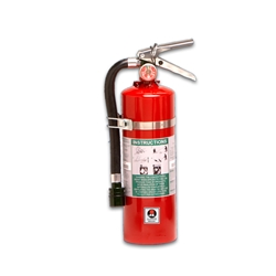 Mercury 11 lb. Extinguisher