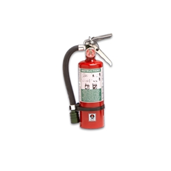 Mercury 2-1/2 lb. Extinguisher
