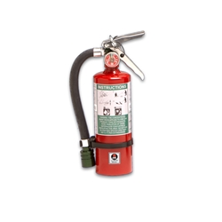 Mercury 5 lb. Extinguisher