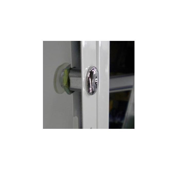 Jl Industries Lock For Fecs W Lexan Cam Amp Keys Sl Lc Jli