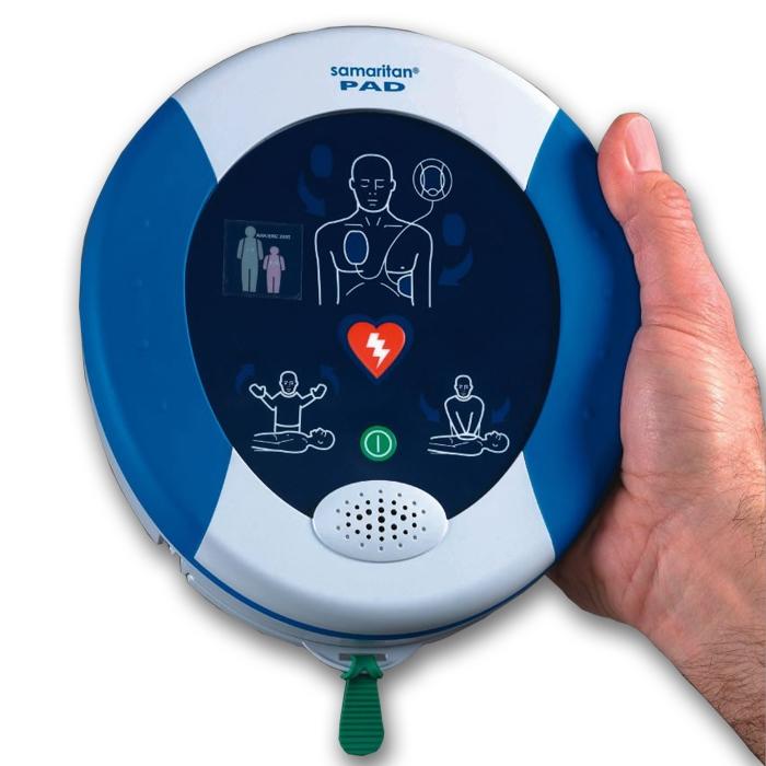 Jl Pad Heartsine 174 Samaritan 174 Public Access Defibrillator