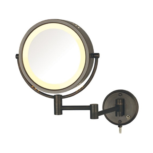 Halo Light® Wall Mirror Bronze