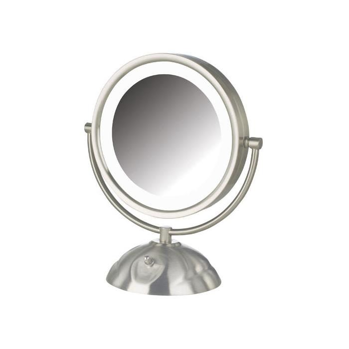 Jerdon Model Hl8505nl 8x Led Lighted Vanity Mirror Js Hl8505nl