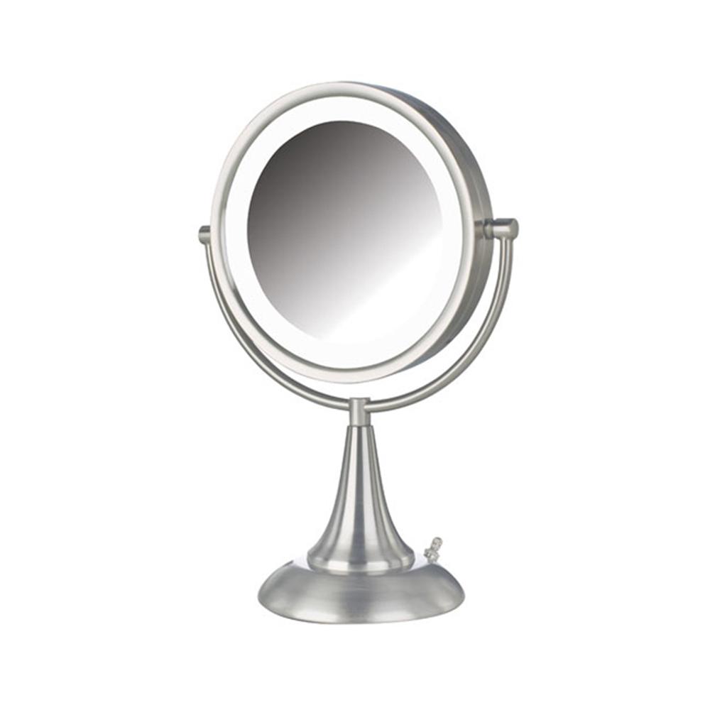 jerdon model hl8510nl 8x led lighted vanity mirror js hl8510nl. Black Bedroom Furniture Sets. Home Design Ideas