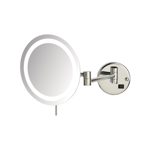 Sharper Image® LED Lighted Wall Mounted Mirror