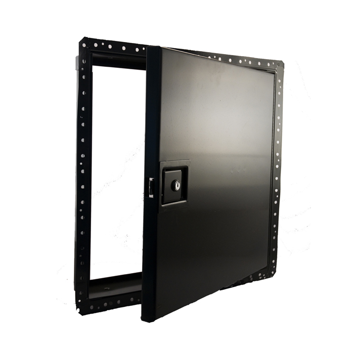 Fire Rated Access Doors : Karp insulated fire rated drywall access door for walls